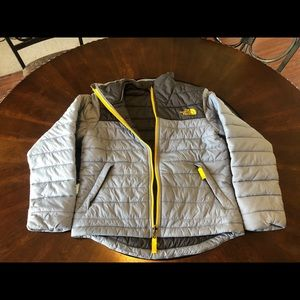 North Face Jacket (boys size S 7-8)